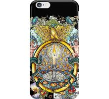 The Illustrated Alphabet Capital O (Fuller Bodied) iPhone Case/Skin