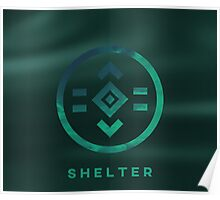 Porter Robinson x Madeon x Shelter Flag Poster