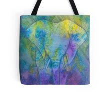 Galaxyphant Tote Bag