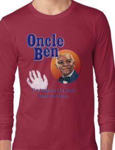 Oncle Ben (Uncle Ben's Parody) Long Sleeve T-Shirt