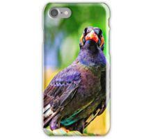 Common Hill Mynah iPhone Case/Skin