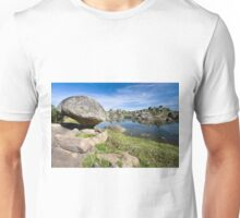 Lake of Los Barruecos Unisex T-Shirt