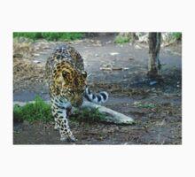 Amur Leopard One Piece - Short Sleeve