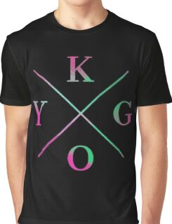 KYGO Color Graphic T-Shirt