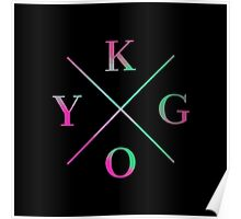 KYGO Color Poster