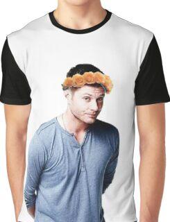 Jensen Ackles Graphic T-Shirt