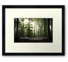 ACOMAF 1 Framed Print