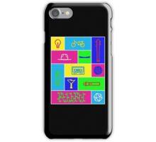 Stranger items iPhone Case/Skin