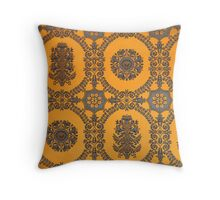 Versailles Royal Tapestry Pattern Tuiles Throw Pillow