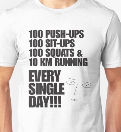 OPM - Training Regime Unisex T-Shirt