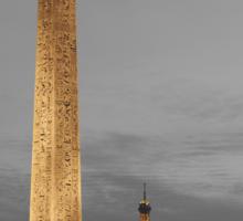 Obelisk Sticker