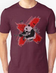 Panda love style Unisex T-Shirt