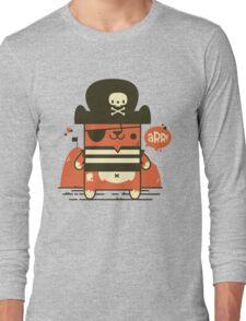 Pirate Kitty Long Sleeve T-Shirt