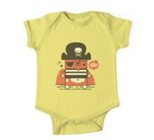 Pirate Kitty One Piece - Short Sleeve
