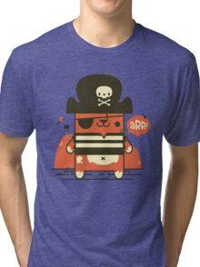 Pirate Kitty Tri-blend T-Shirt
