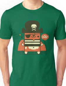 Pirate Kitty Unisex T-Shirt