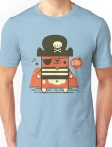 Pirate Kitty Unisex T-Shirt