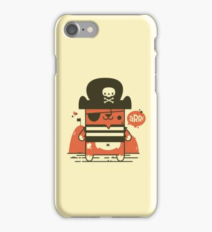 Pirate Kitty iPhone Case/Skin