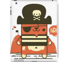 Pirate Kitty iPad Case/Skin