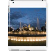 Cibeles square iPad Case/Skin