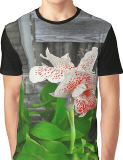 Flower 4 Graphic T-Shirt