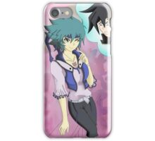 yugioh gx genderbend iPhone Case/Skin