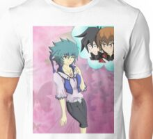 yugioh gx genderbend Unisex T-Shirt