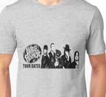 faster pussycat tour dates Unisex T-Shirt