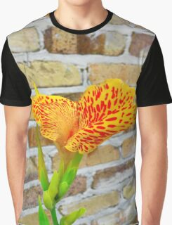 Flower 5 Graphic T-Shirt