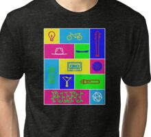 Stranger items Tri-blend T-Shirt