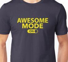Awesome Mode On Unisex T-Shirt
