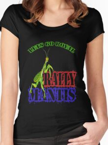Rally Mantis Women's Fitted Scoop T-Shirt