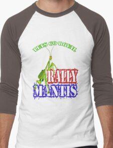 Rally Mantis Men's Baseball ¾ T-Shirt