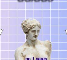 N O T I C E M E Sticker