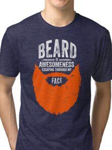 Got beard? Tri-blend T-Shirt