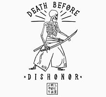Death Before Dishonor Unisex T-Shirt