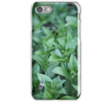 Plants iPhone Case/Skin