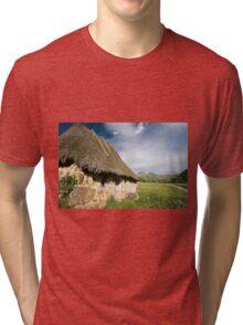 Natural park of Somiedo Tri-blend T-Shirt