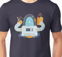 Aliens Love Cereal Too! Unisex T-Shirt