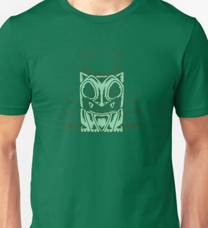 Grass Tikimon Unisex T-Shirt