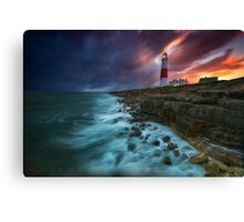 Portland Bill ... Canvas Print