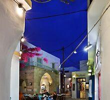 Nights in Plaka - Milos island by Hercules Milas