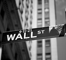 Wall street by PhotoBilbo