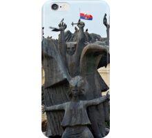 Monument to Struggle and Martyrdom, Bydgoszcz, Poland iPhone Case/Skin