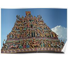 Sri Mariamman Tower Poster