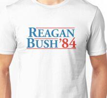 Reagan Bush 1984 Unisex T-Shirt