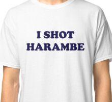 I Shot Harambe Classic T-Shirt