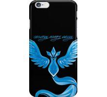 Bird in the North iPhone Case/Skin