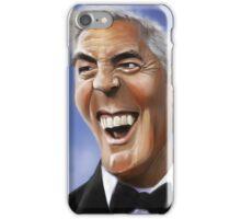 George Clooney iPhone Case/Skin