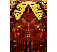 GH8 At The Gates Photographic Print